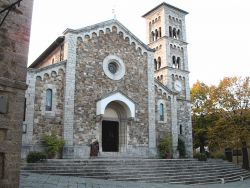 Church of San Salvatore, Castellina