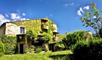 Villa Patrignone Tuscany vacation rental