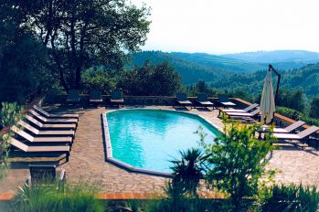 Villa Patrignone, a beautiful Villa in Chianti